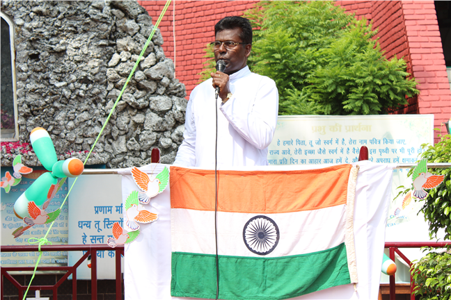 Independence Day 2020 Celebrations